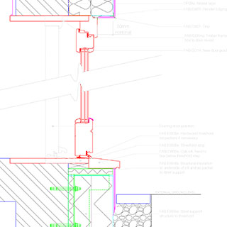 Detail summary  sc 1 st  Retrofit Pattern Book & EWI to new door- Threshold and Head | Retrofit Pattern Book pezcame.com