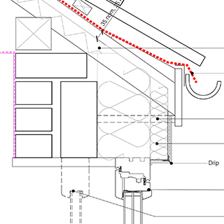 Ewi Window To Eaves With Soffit Retrofit Pattern Book