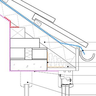 Ewi To Eaves Flush With Window Head Retrofit Pattern Book