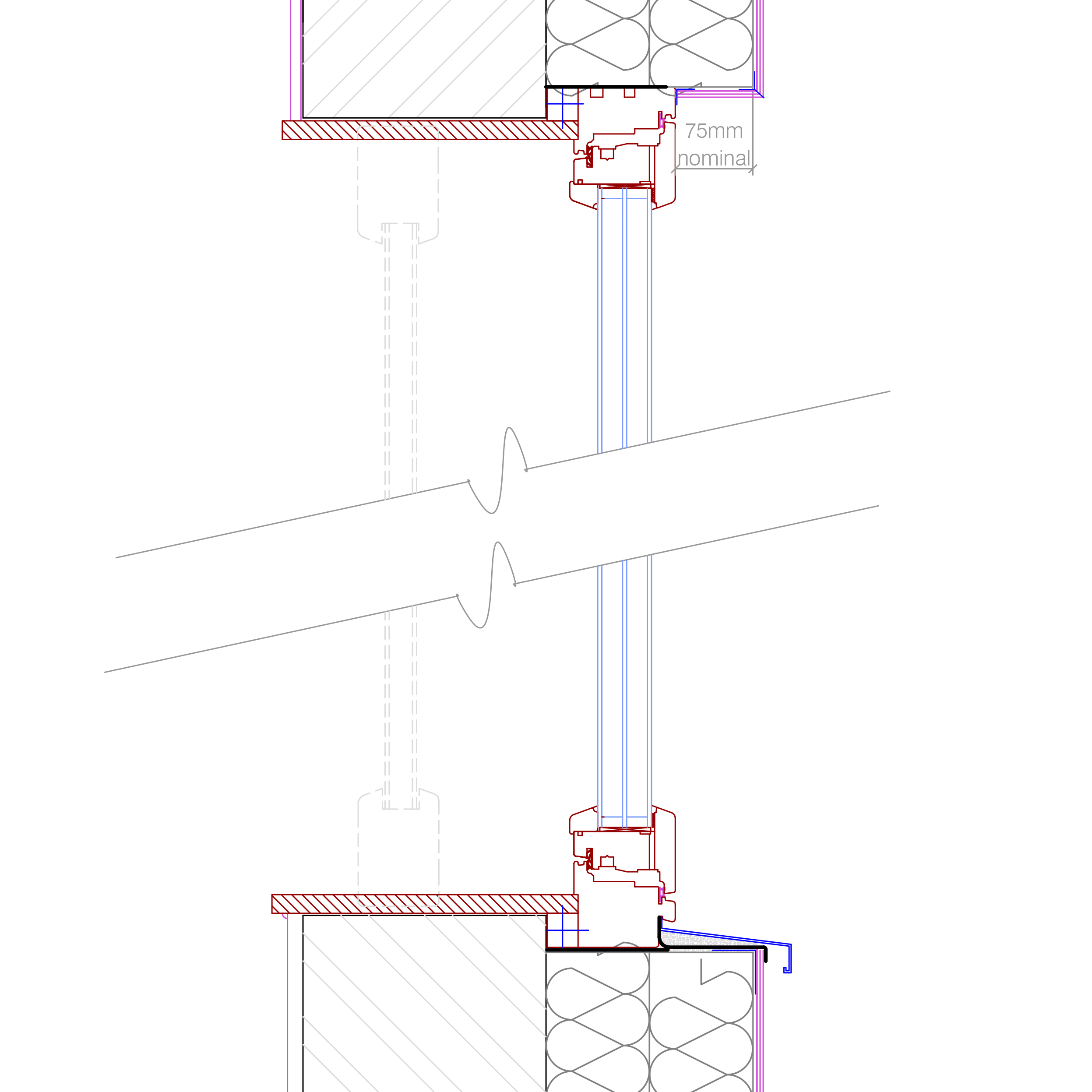Admin Building Floor Plan New Window To Ewi For Single Brick Reveal Section