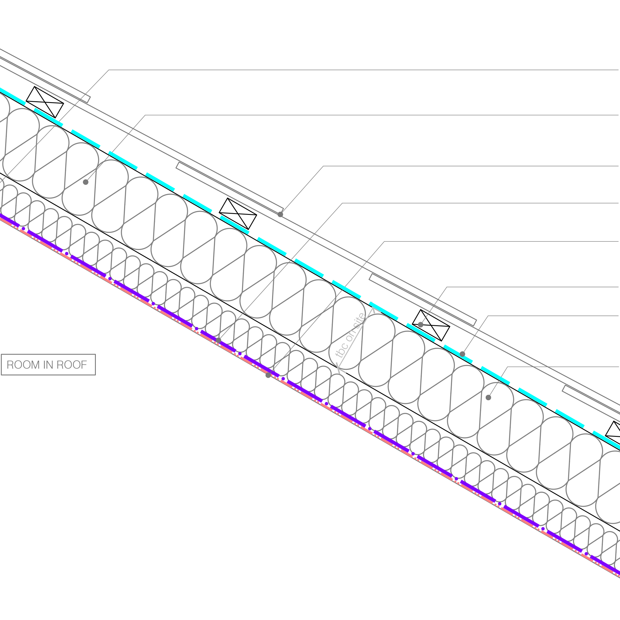 Roof Insulation Existing Membrane Lr Retrofit Pattern Book